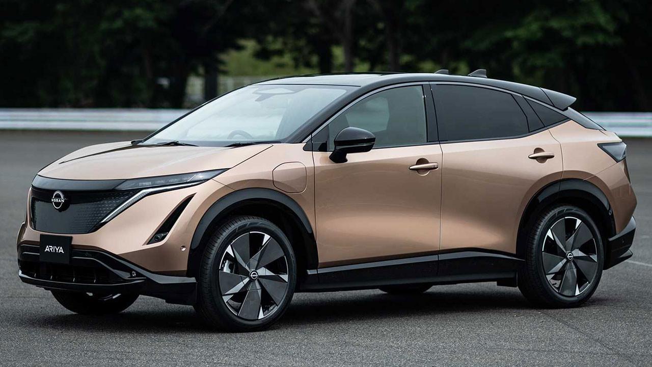 Tesla'ya ciddi rakip geldi. Nissan Ariya