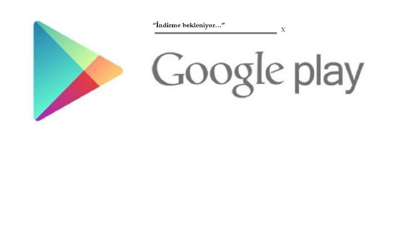 Google Play indirme bekleniyor sorunu nasıl çözülür?