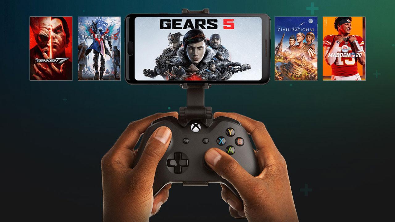 Xbox oyunları mobile geliyor!