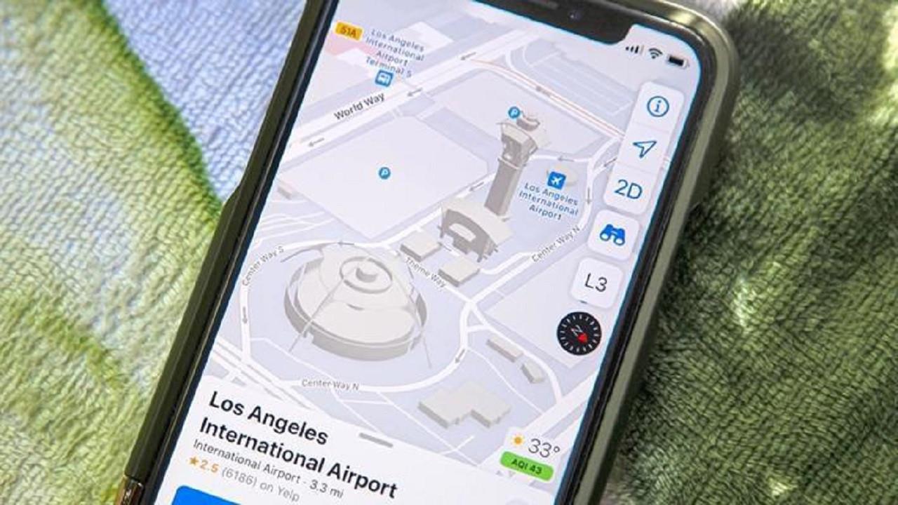 Beklenen Apple Haritalar özelliği ülkemizde kullanıma sunuldu