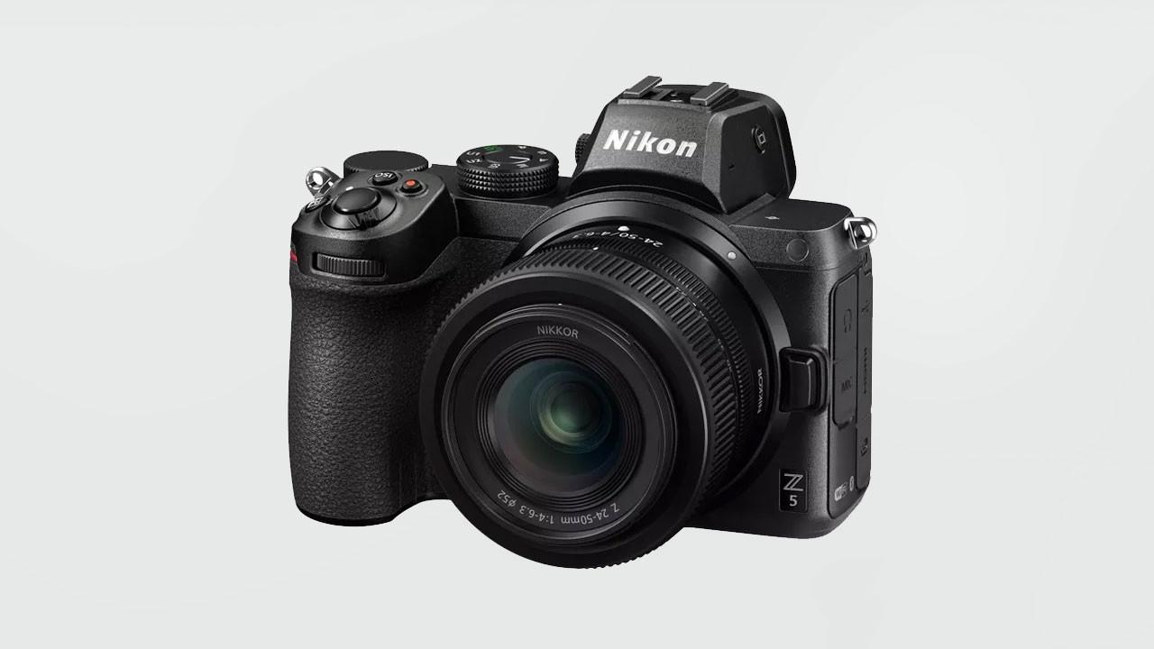 Aynasız rekabetine yeni üye: Nikon Z 5