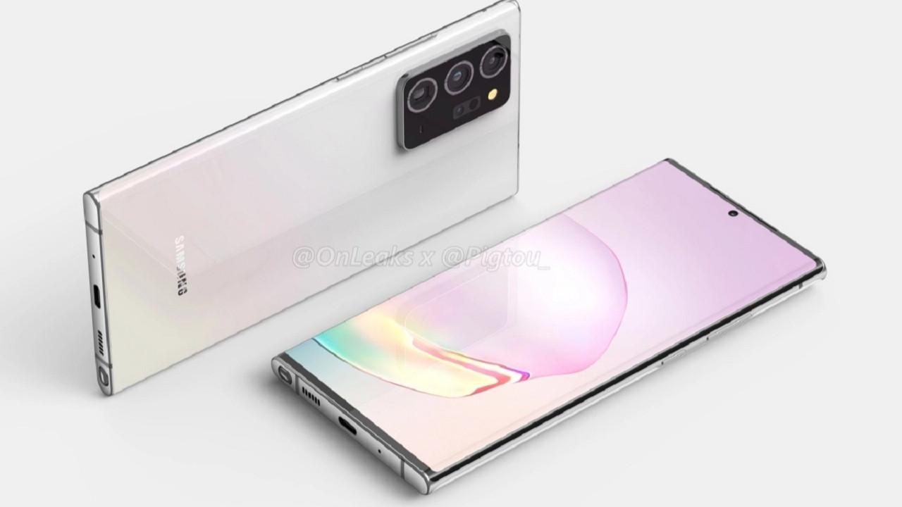 Samsung Galaxy Note20 Ultra 5G, 25W şarj cihazıyla geliyor!