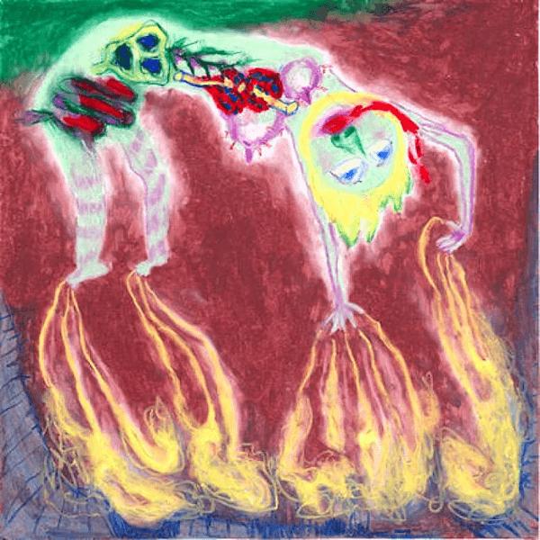 Şizofreni hastalarının çizdiği birbirinden ürkütücü 15 resim! - Page 2