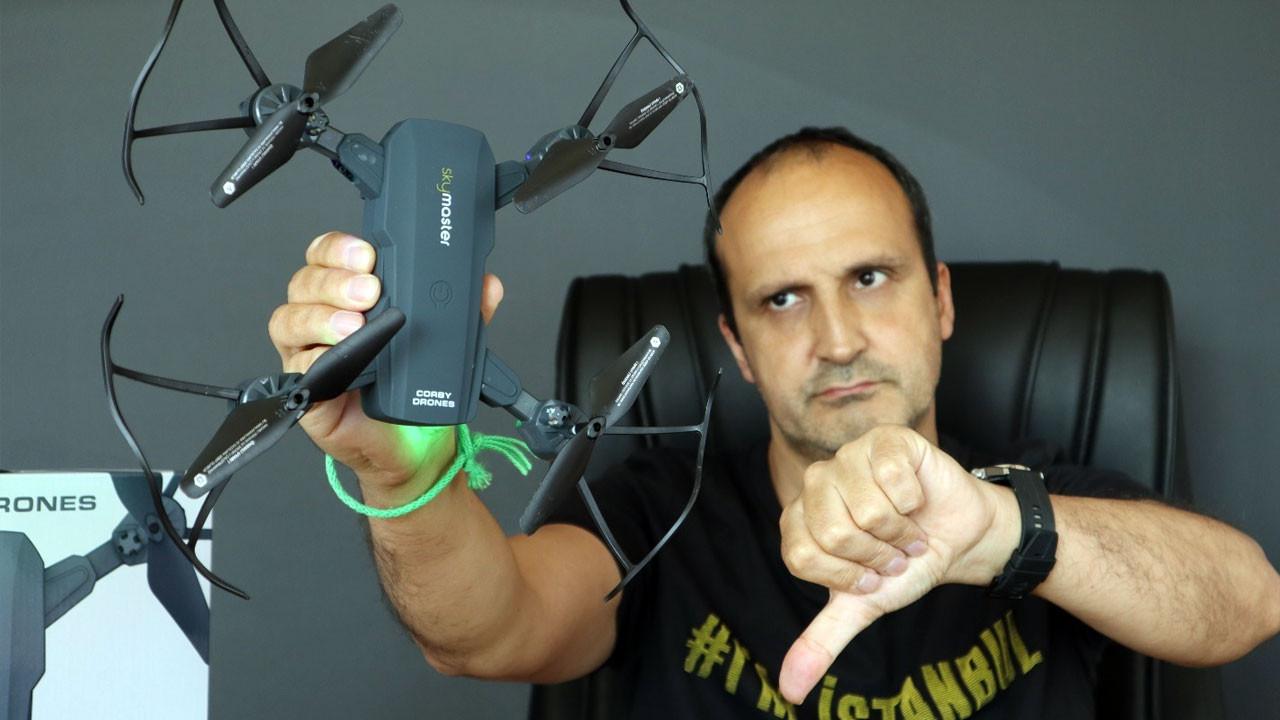 Böyle bir drone sakın almayın!