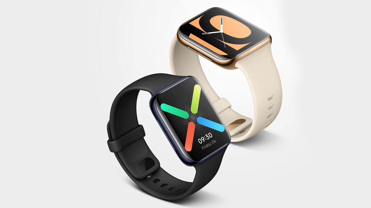 Wear OS kullanan OPPO Watch tanıtıldı
