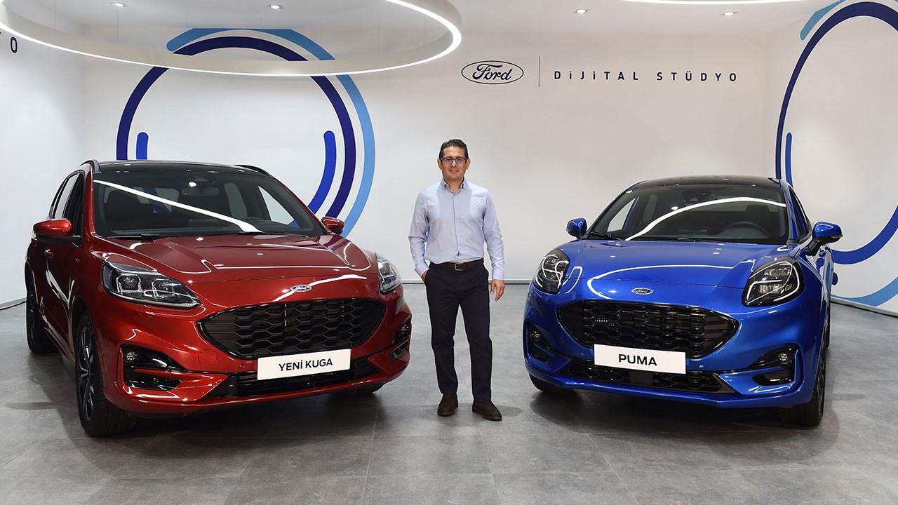 Ford gelecek vizyonunu tanıttı: Geleceği Bugünden Yaşa