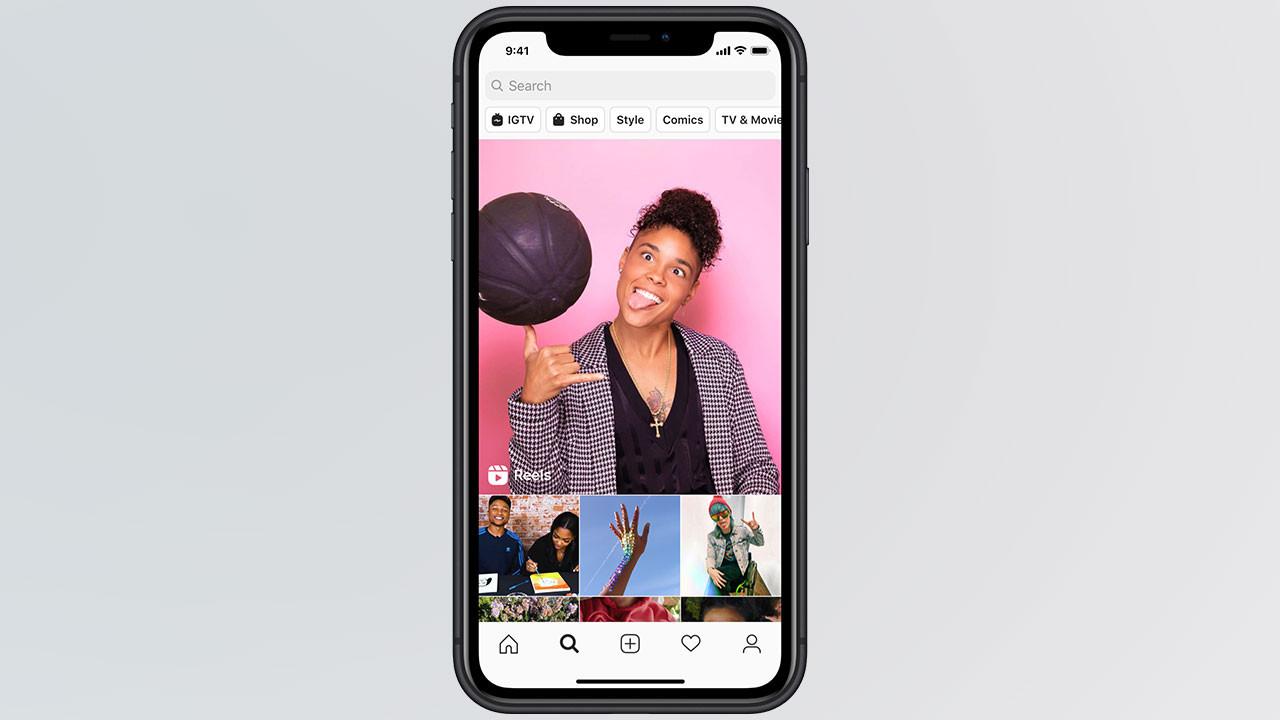 Instagram TikTok benzeri Reels özelliğini kullanıma sundu