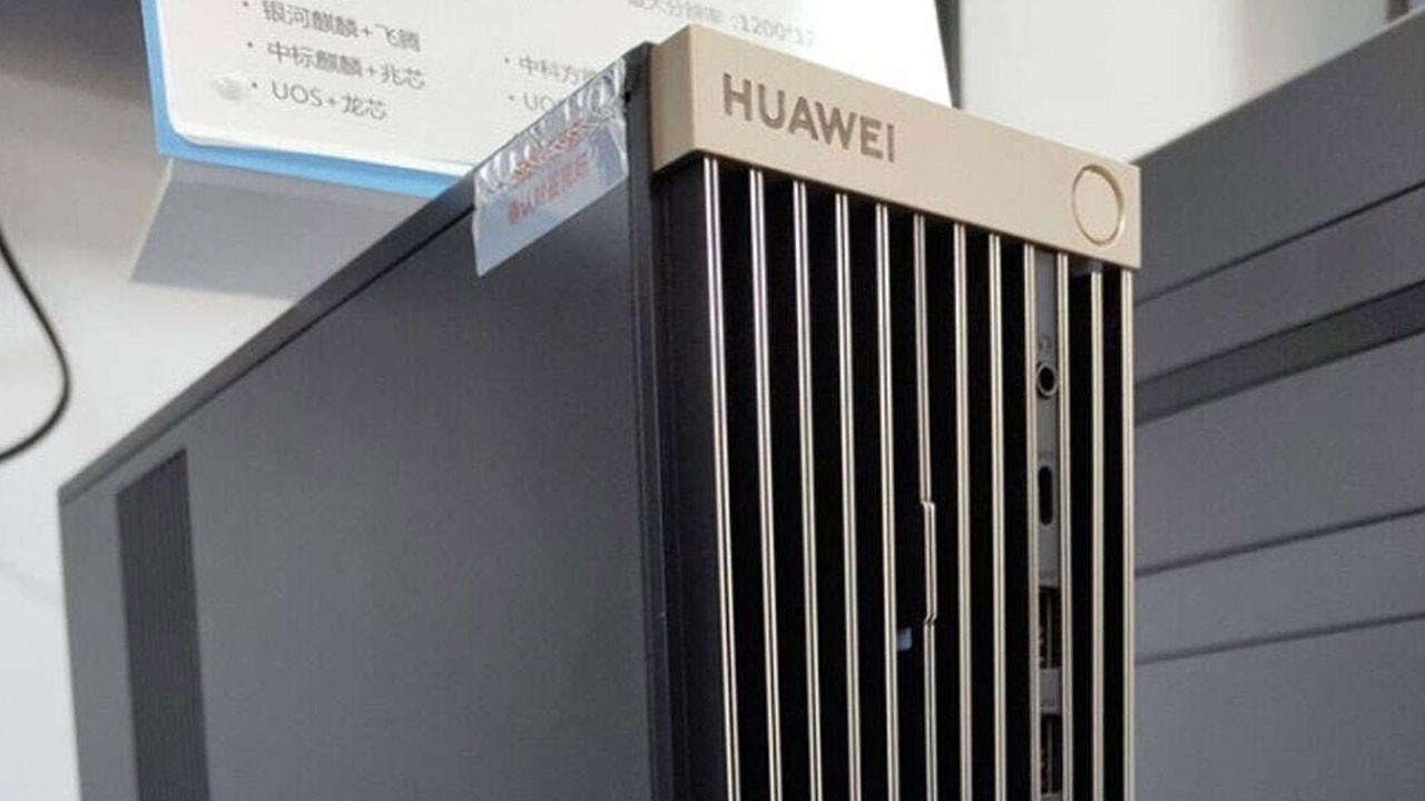 Huawei masaüstü bilgisayar işine giriyor