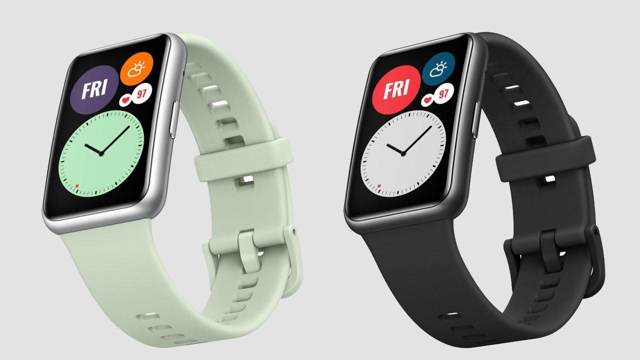 Yeni dikdörtgen ekranlı saat: Huawei Watch Fit