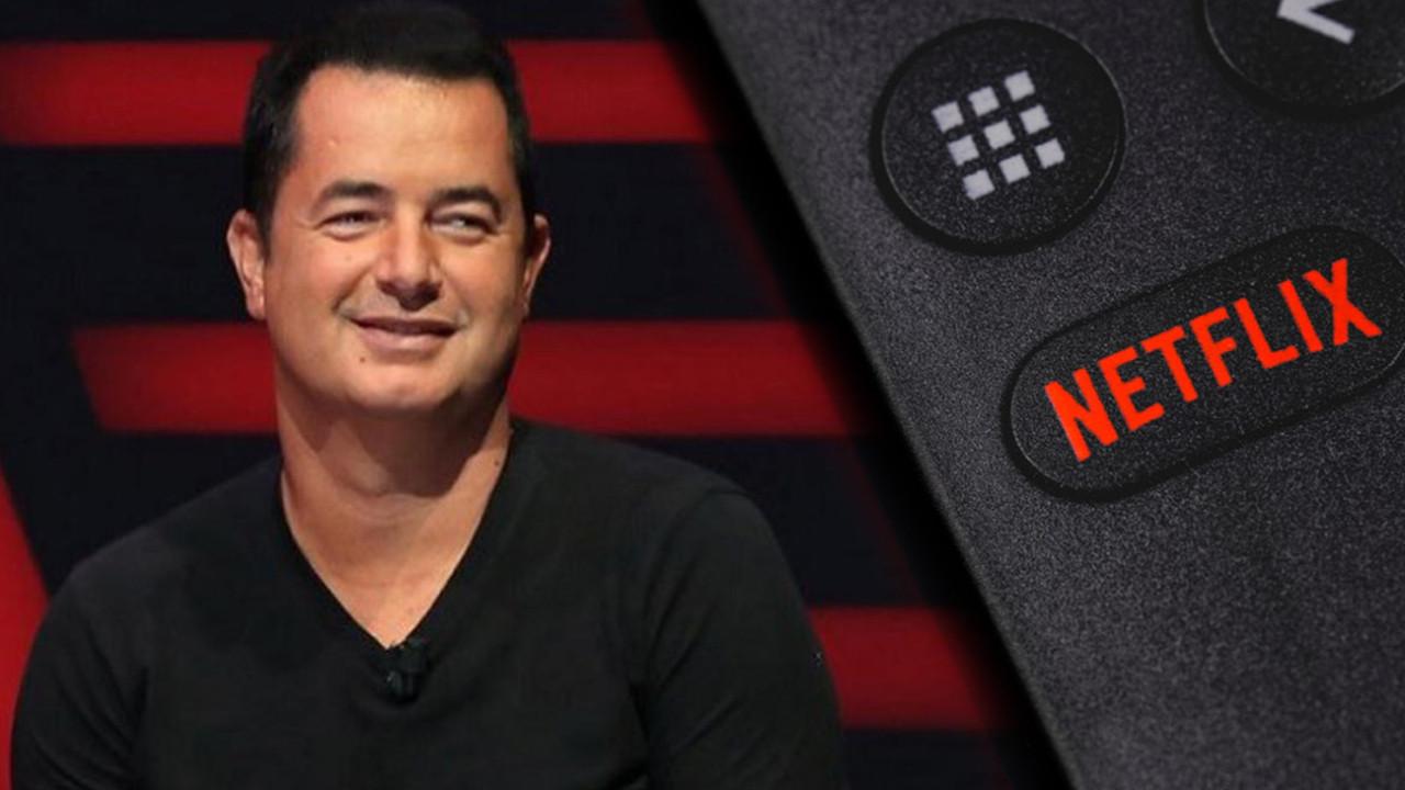 Acun Ilıcalı Netflix'e rakip olmak için kolları sıvadı!