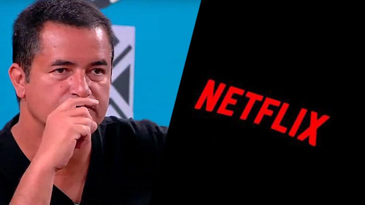 Acun Ilıcalı Netflix konusunda ciddi: Cem Yılmaz'a teklif götürdü!