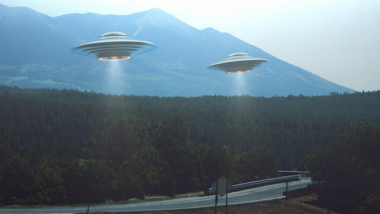 2020'de bu da oldu Venüs'te yaşam bulundu UFO'lar Fransa semalarında!