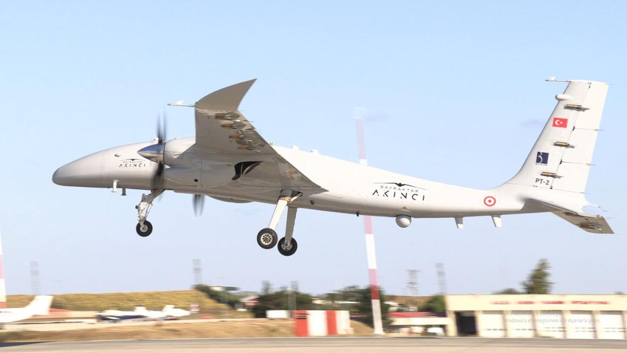 AKINCI TİHA'nın 2. Prototipi test uçuşunu başarıyla tamamladı!