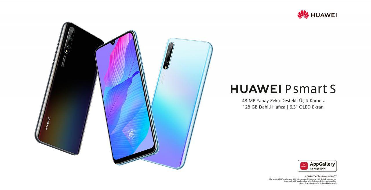 Huawei P Smart S etkileyici Türkiye fiyatı ile satışta - Page 3