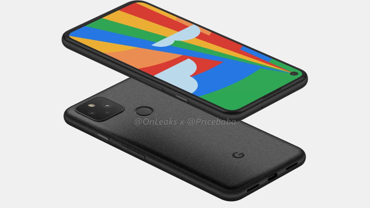Pixel 4a 5G ve Pixel 5'in donanım özellikleri ortaya çıktı!