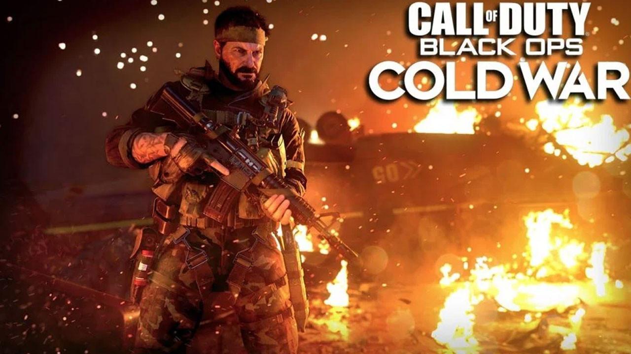 Call of Duty: Black Ops Cold War ilk fragman geldi