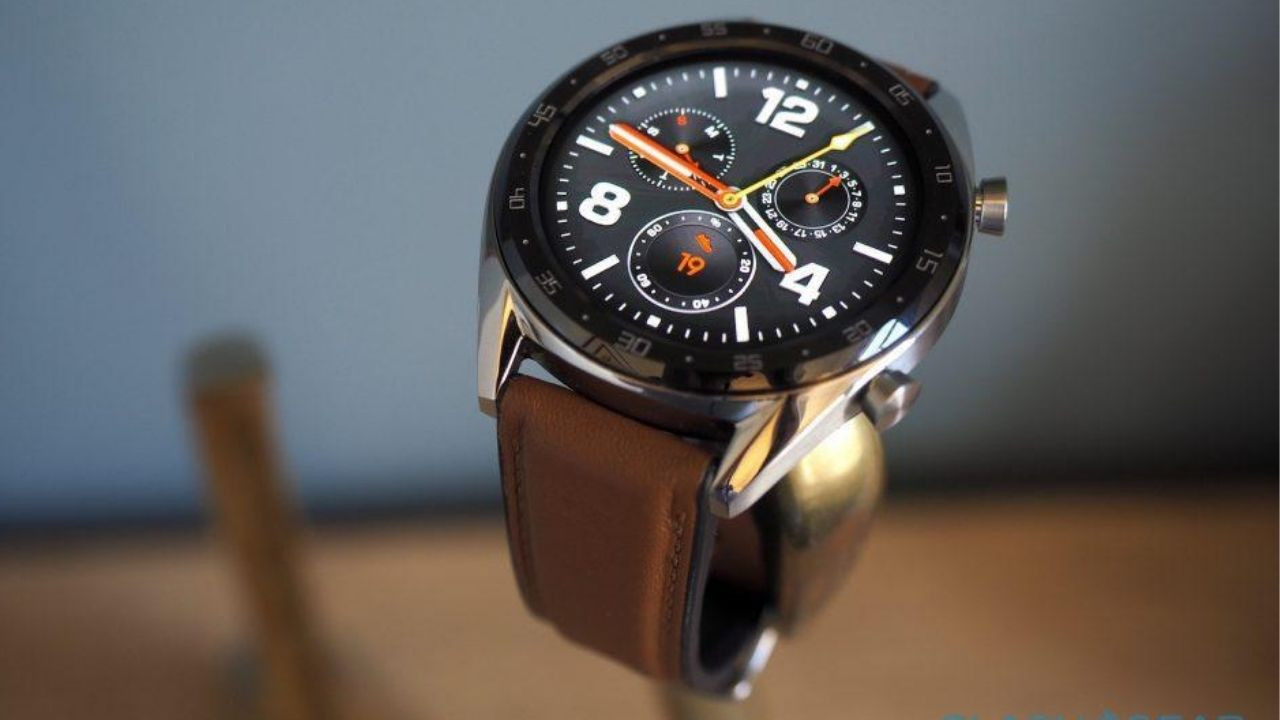 Huawei Watch GT 2 Pro tasarımı ve bazı özellikleri sızdı!
