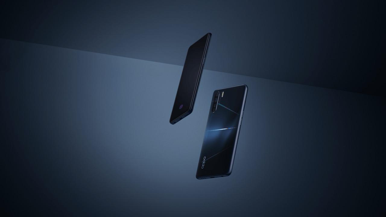 Xiaomi Redmi Note 9 Pro'ya esaslı rakip! Oppo A91 inceleme!