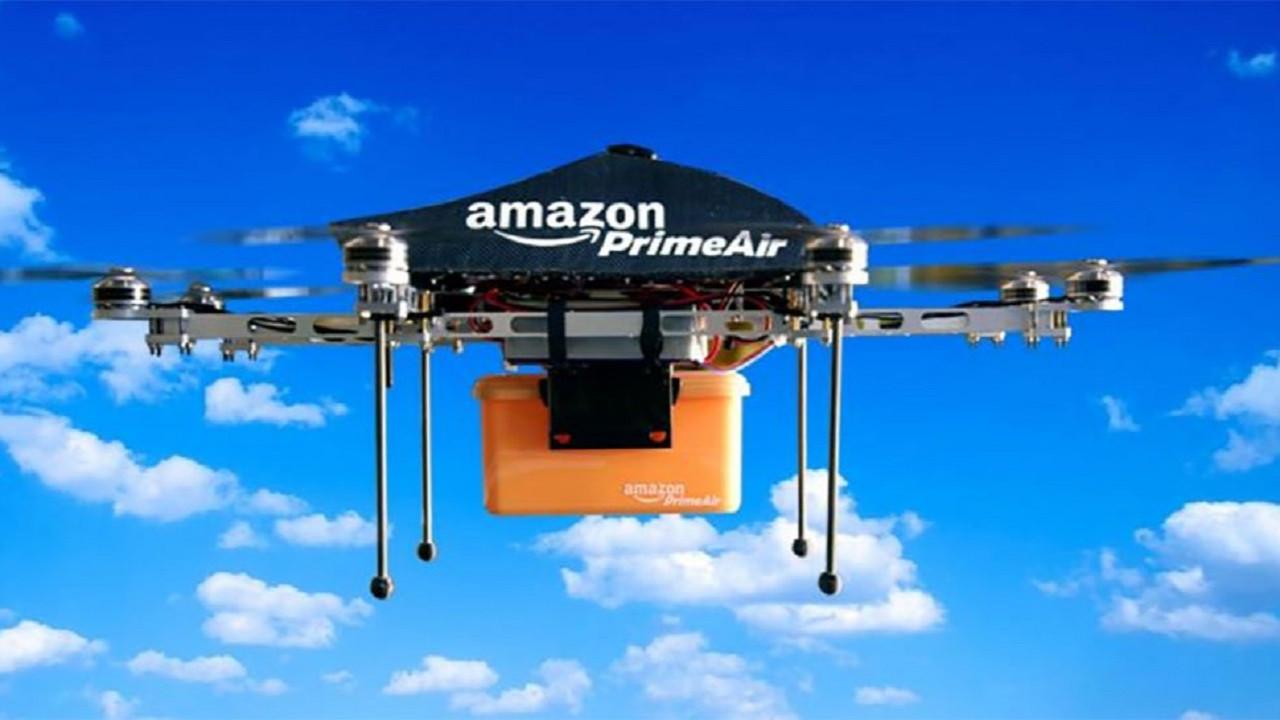 Amazon drone ile teslimat için onay aldı!