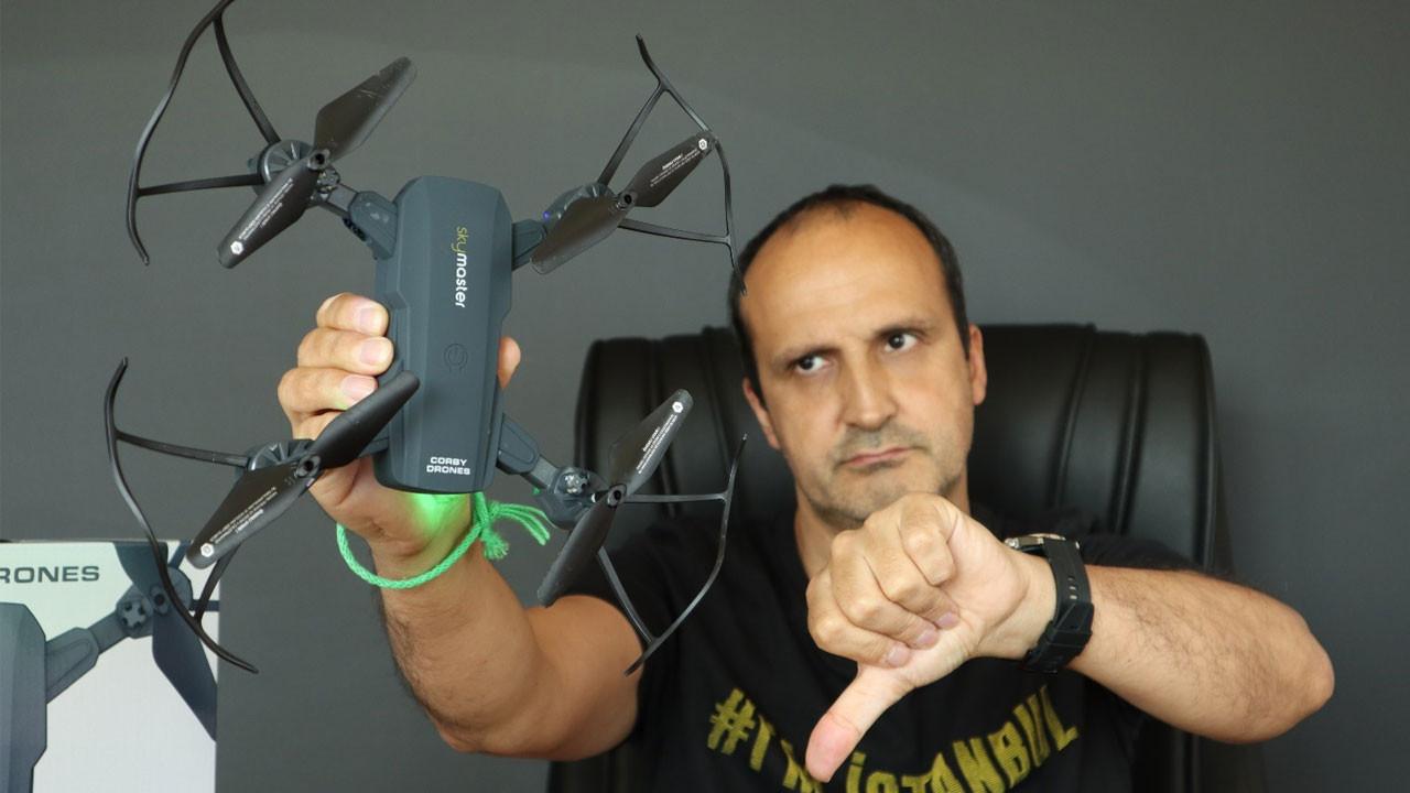 BİM'den drone aldık. Almaz olaydık