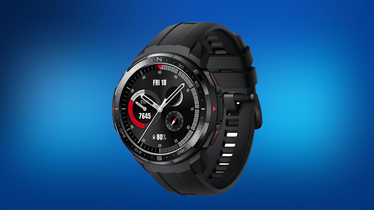 Fiyatıyla üzdü: Honor Watch GS Pro!