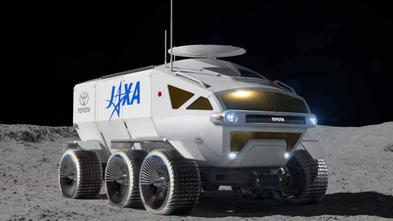 Toyota Ay'a göndereceği aracının ismini açıkladı!