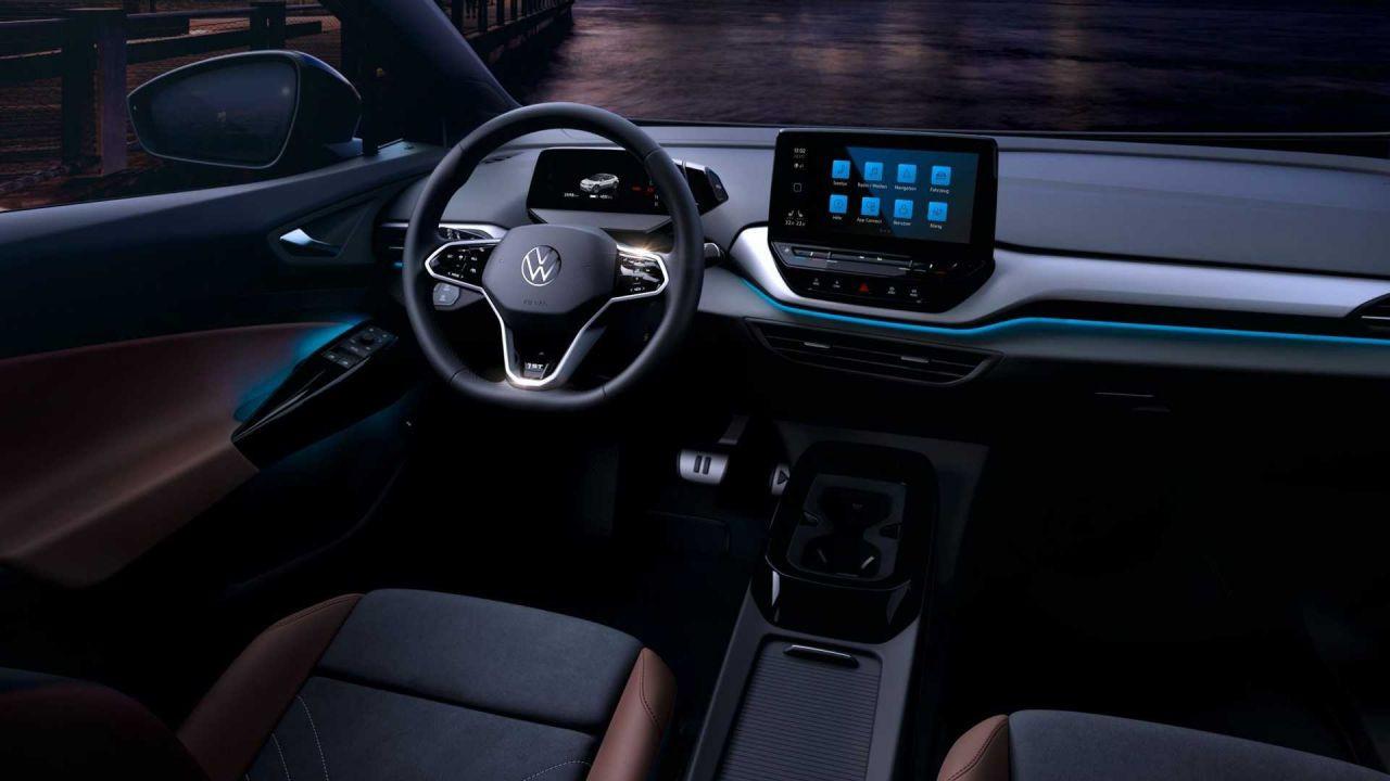 İşte Volkswagen, ID.4'ün kabinine ait ilk fotoğraflar! - Page 2