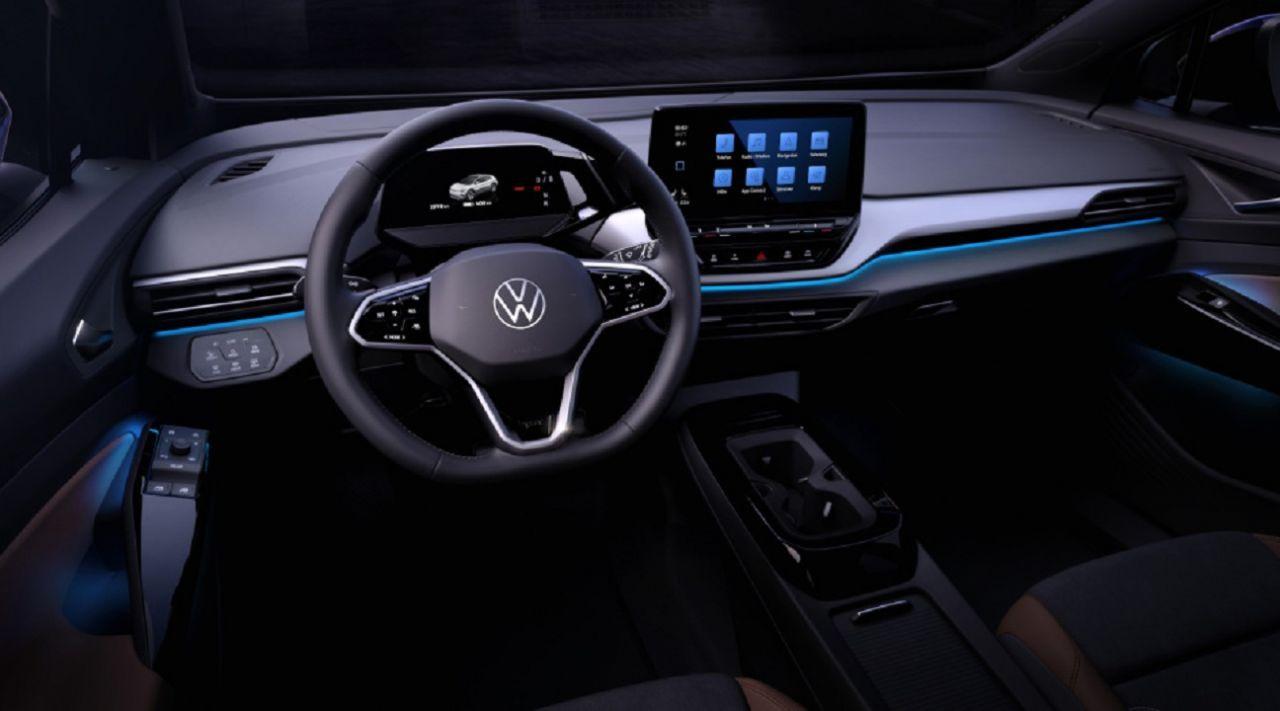 İşte Volkswagen, ID.4'ün kabinine ait ilk fotoğraflar! - Page 3