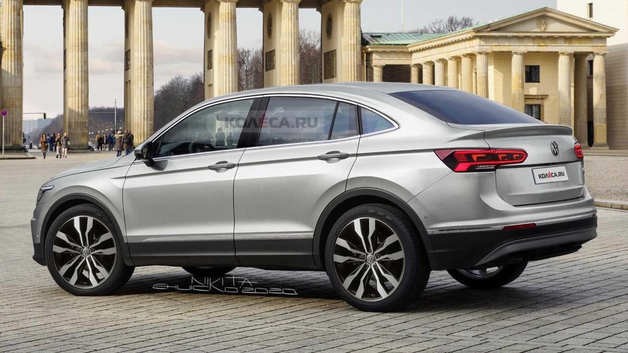 2021 Volkswagen Tiguan X geliyor! İşte tüm detaylar!
