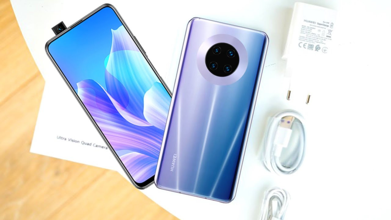Huawei Y9a duyuruldu! İşte telefonun özellikleri!
