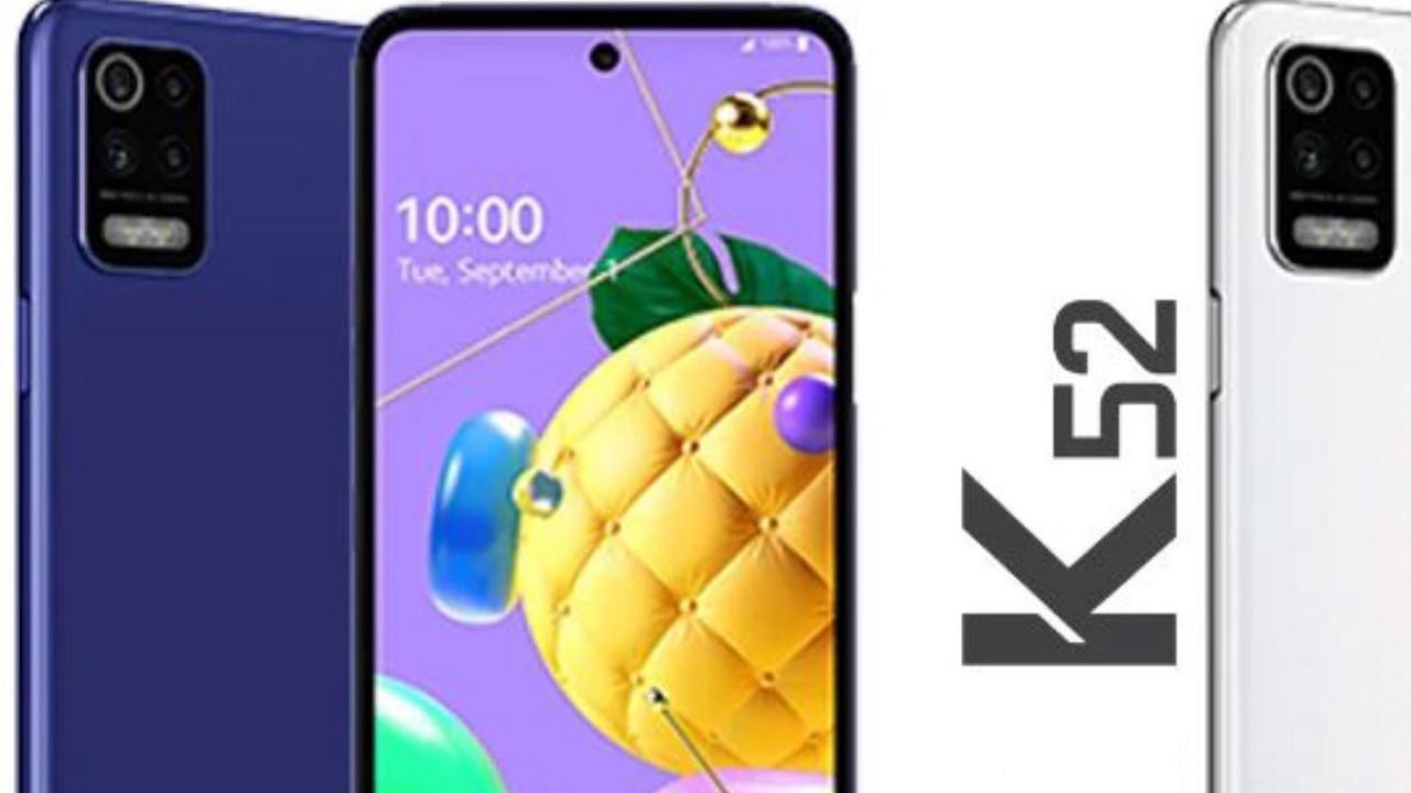 LG K52 render görüntüleri ortaya çıktı!