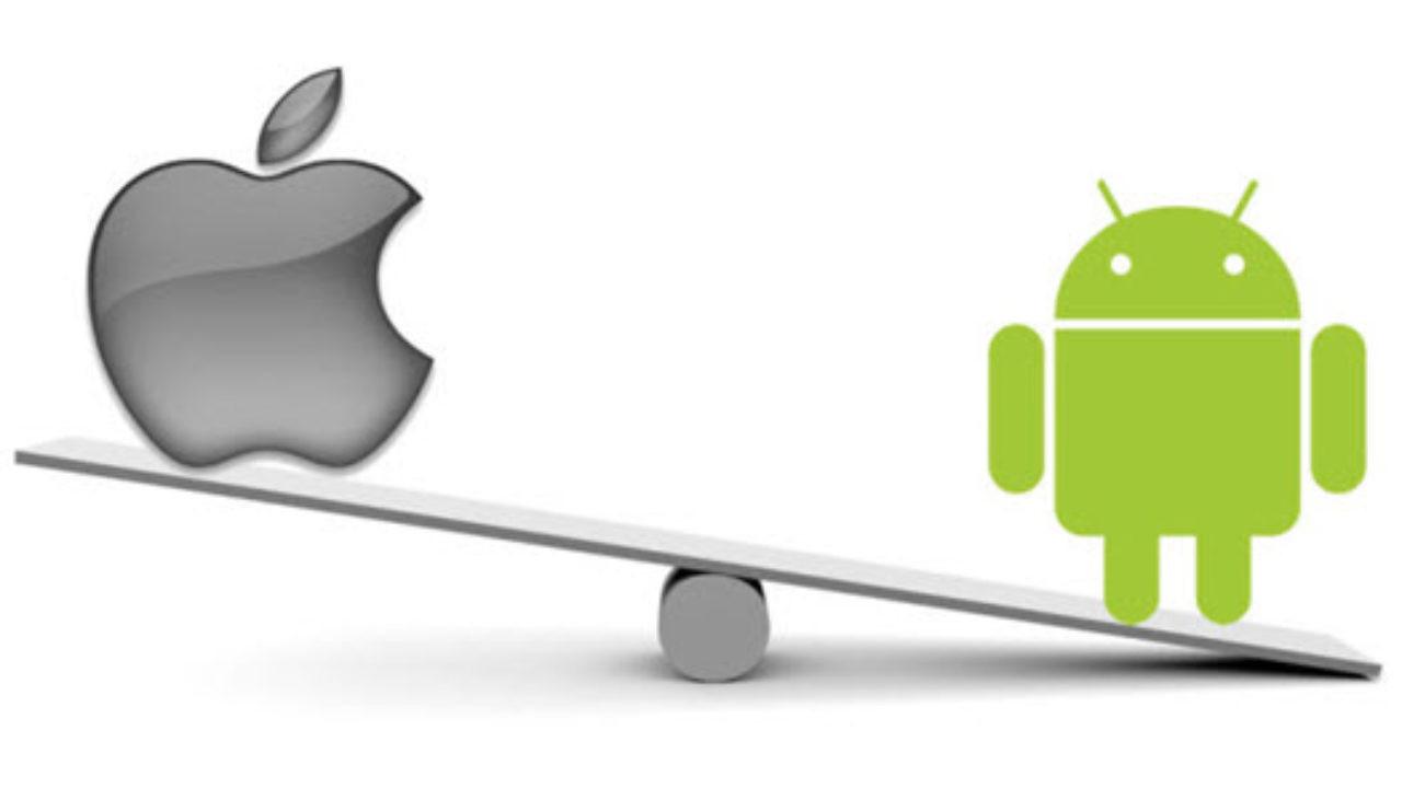 Android ve iOS kullanım oranları açıklandı!