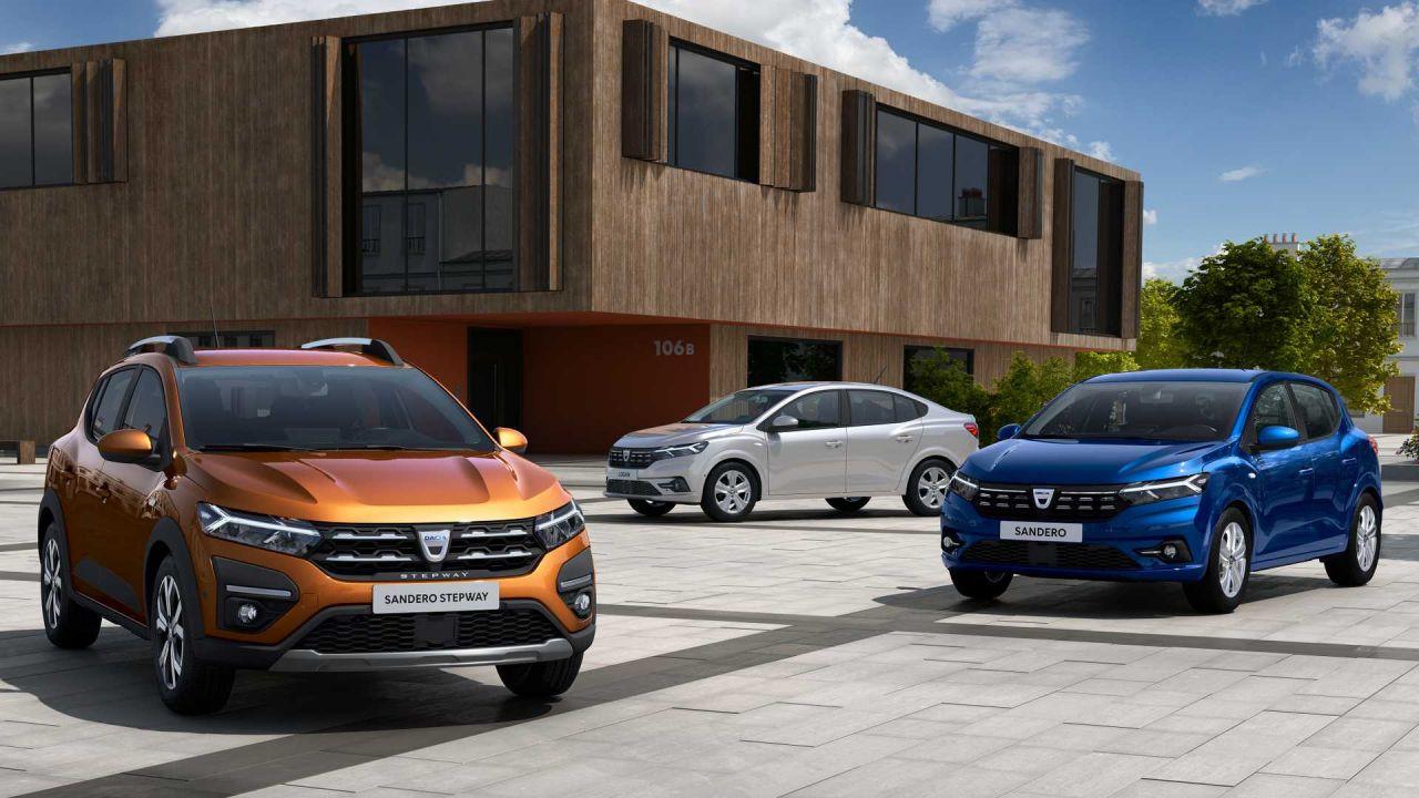 İşte 2020 Dacia Sandero ve Logan'dan ilk resmi fotoğraflar! - Page 2