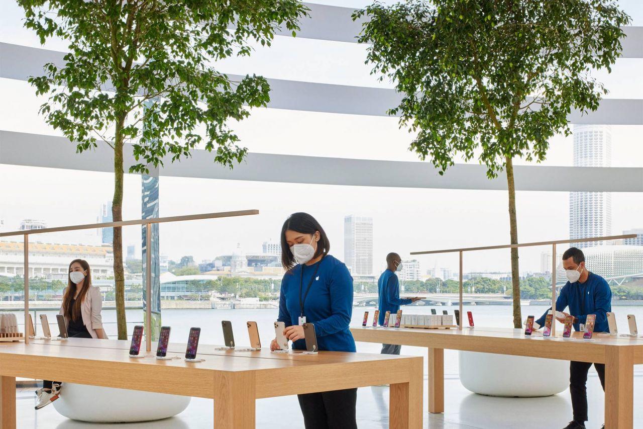 İşte Apple'ın yüzen mağazası! - Page 4