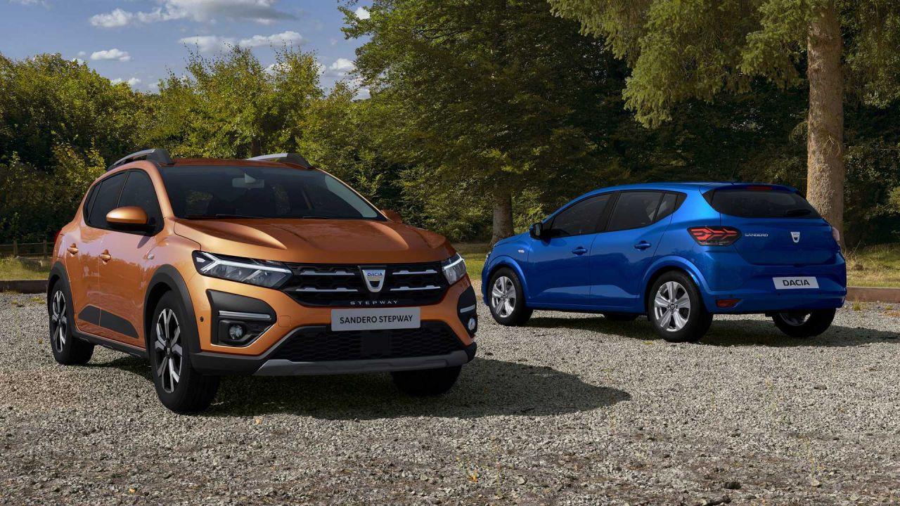 İşte 2020 Dacia Sandero ve Logan'dan ilk resmi fotoğraflar! - Page 4