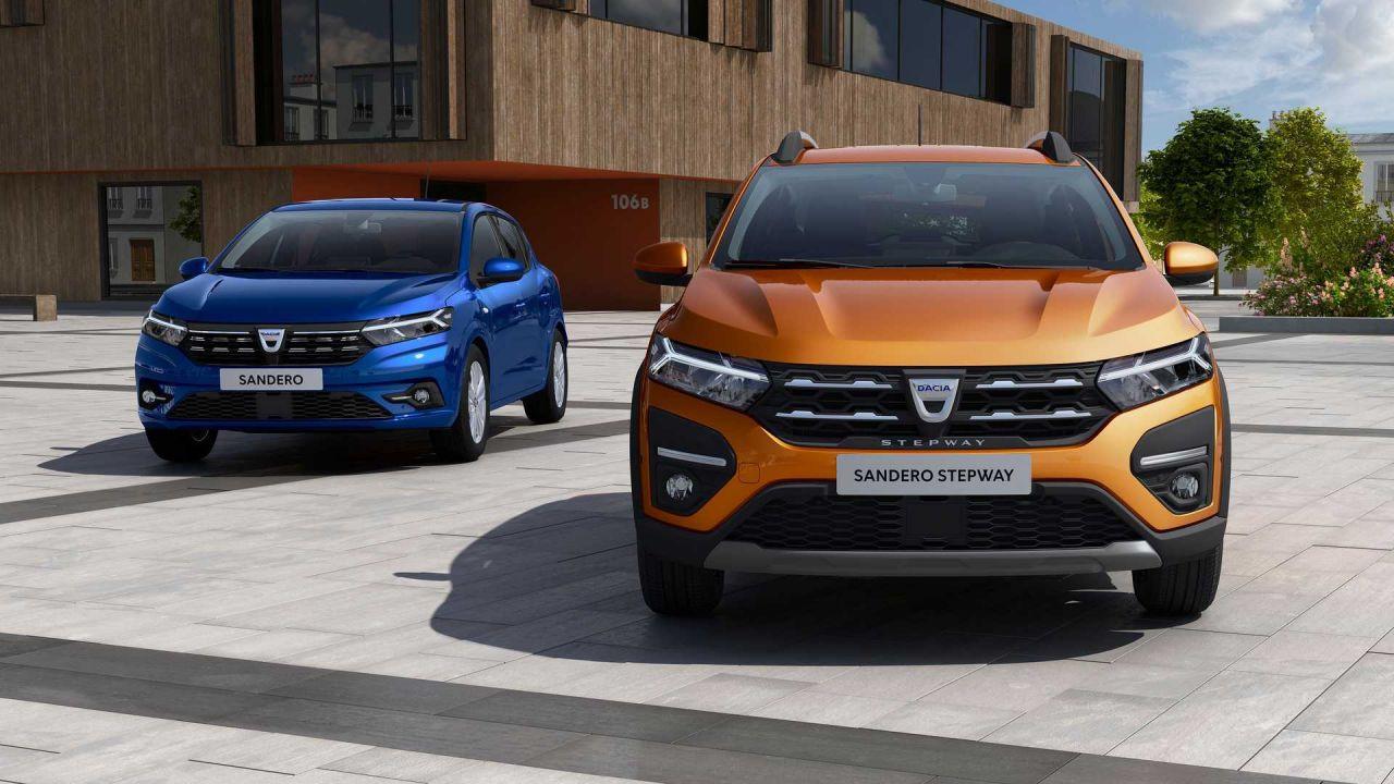 İşte 2020 Dacia Sandero ve Logan'dan ilk resmi fotoğraflar! - Page 3
