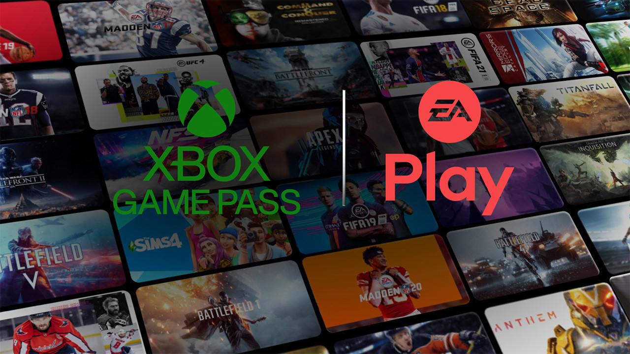 EA Play, Xbox Game Pass'e ücretsiz dahil edilecek!