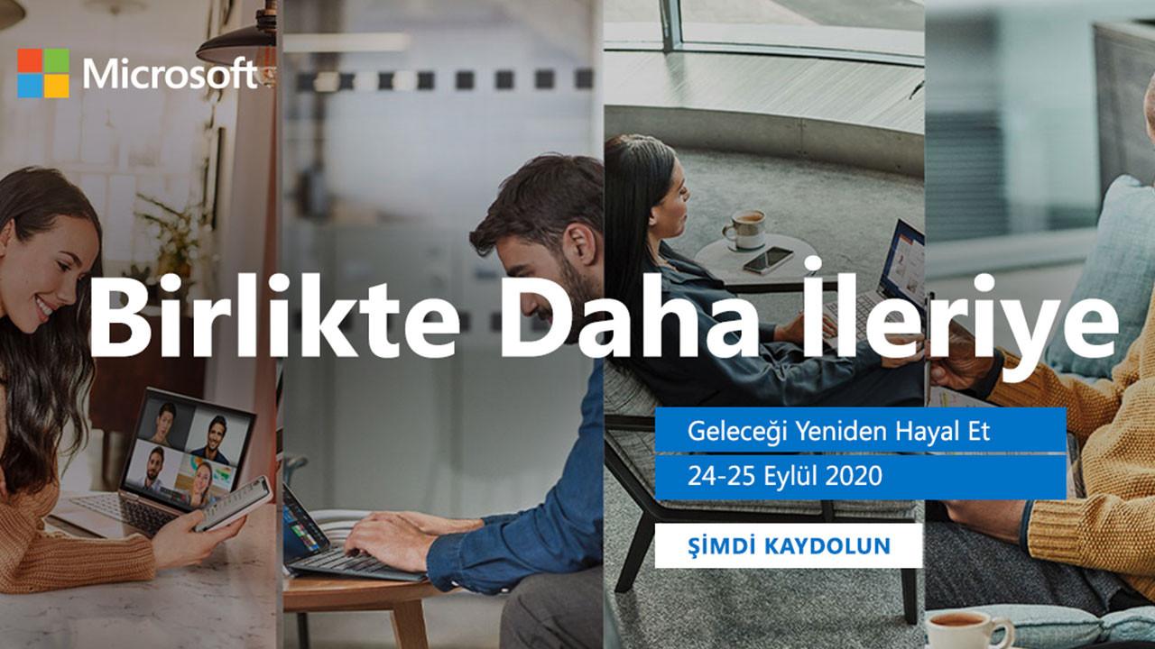Microsoft Türkiye'de etkinlik düzenliyor!