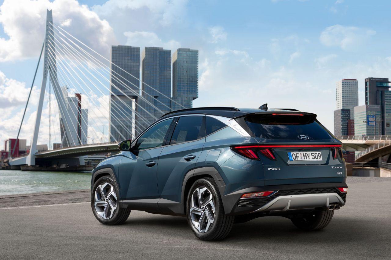 Karşınızda yeni Hyundai Tucson - Page 3