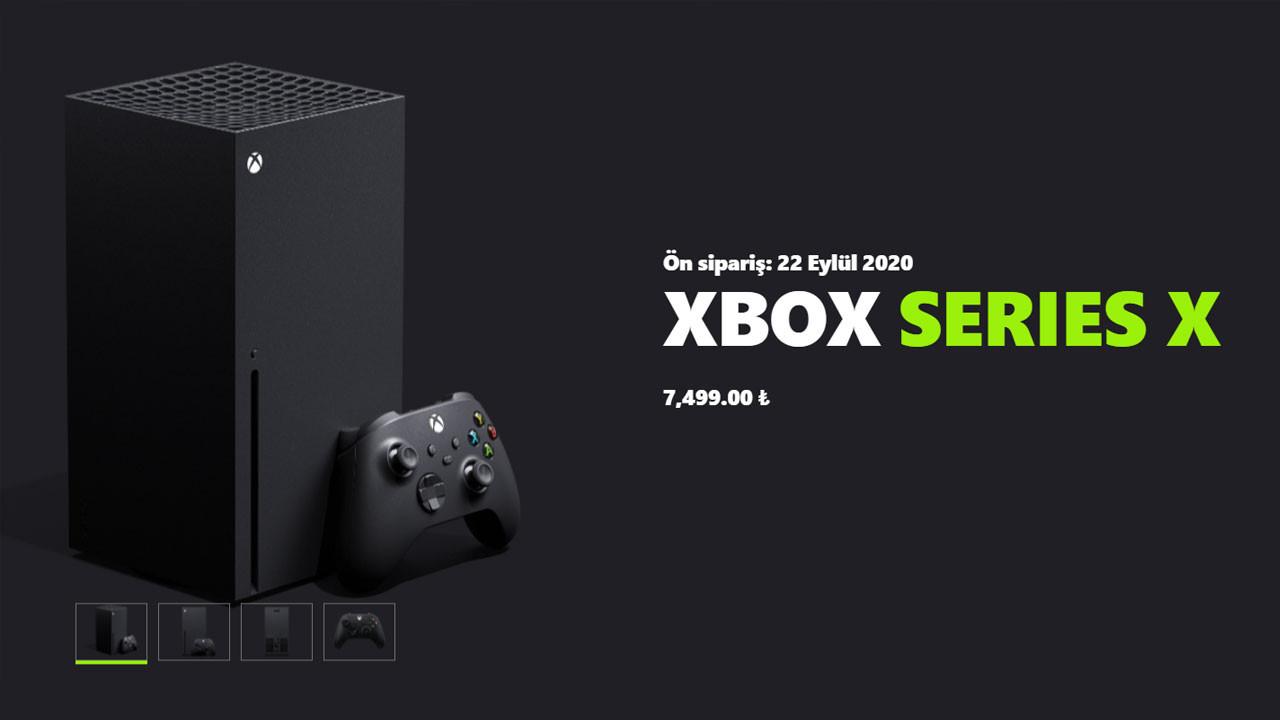 Xbox Series X Türkiye fiyatı zamlandı!