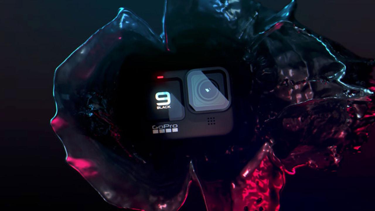 O da ön ekrana kavuştu: GoPro Hero 9 Black