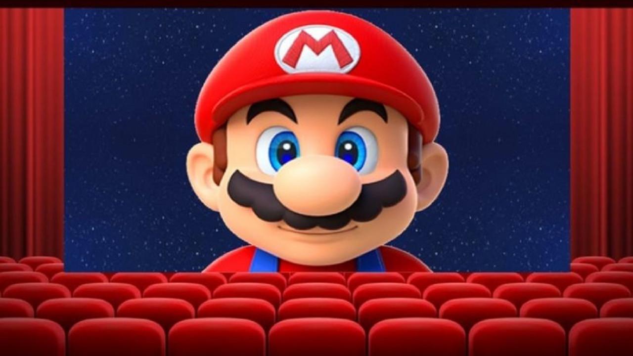 Nintendo, Super Mario'yu beyaz perdeye taşıyor!
