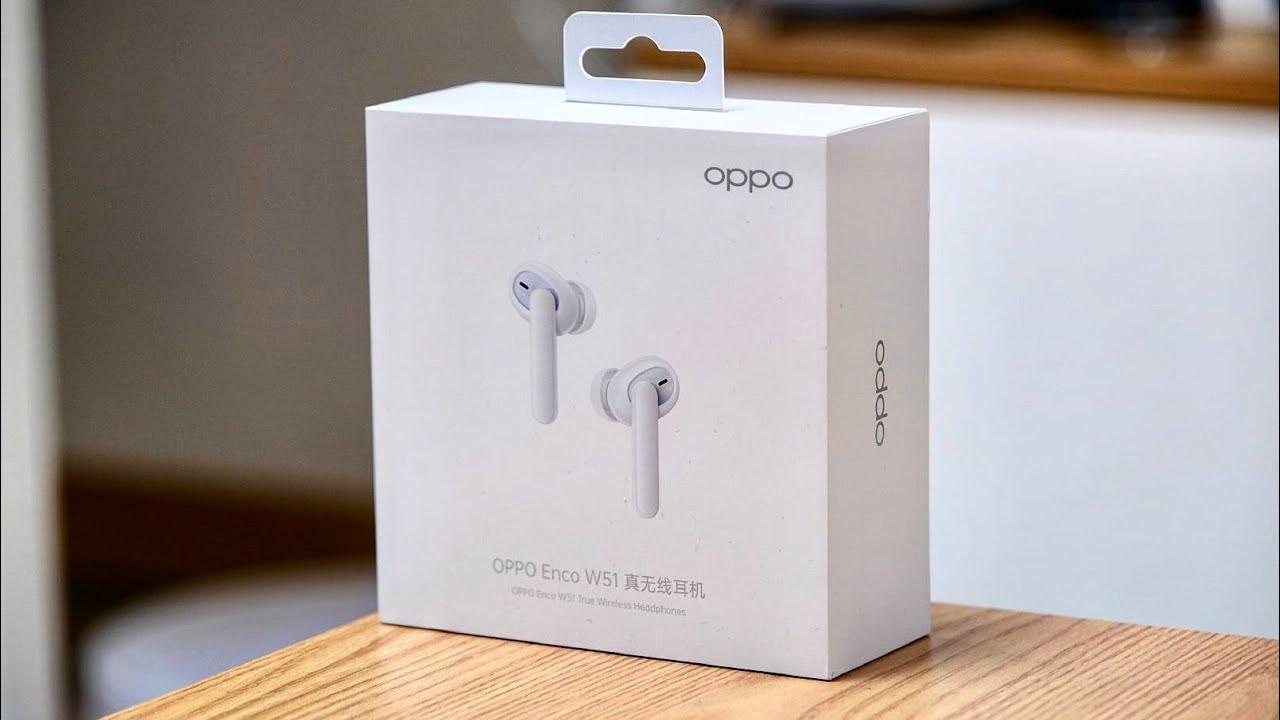 Bu fiyata böyle kablosuz kulaklık yok! Oppo Enco W51 kutudan çıkıyor