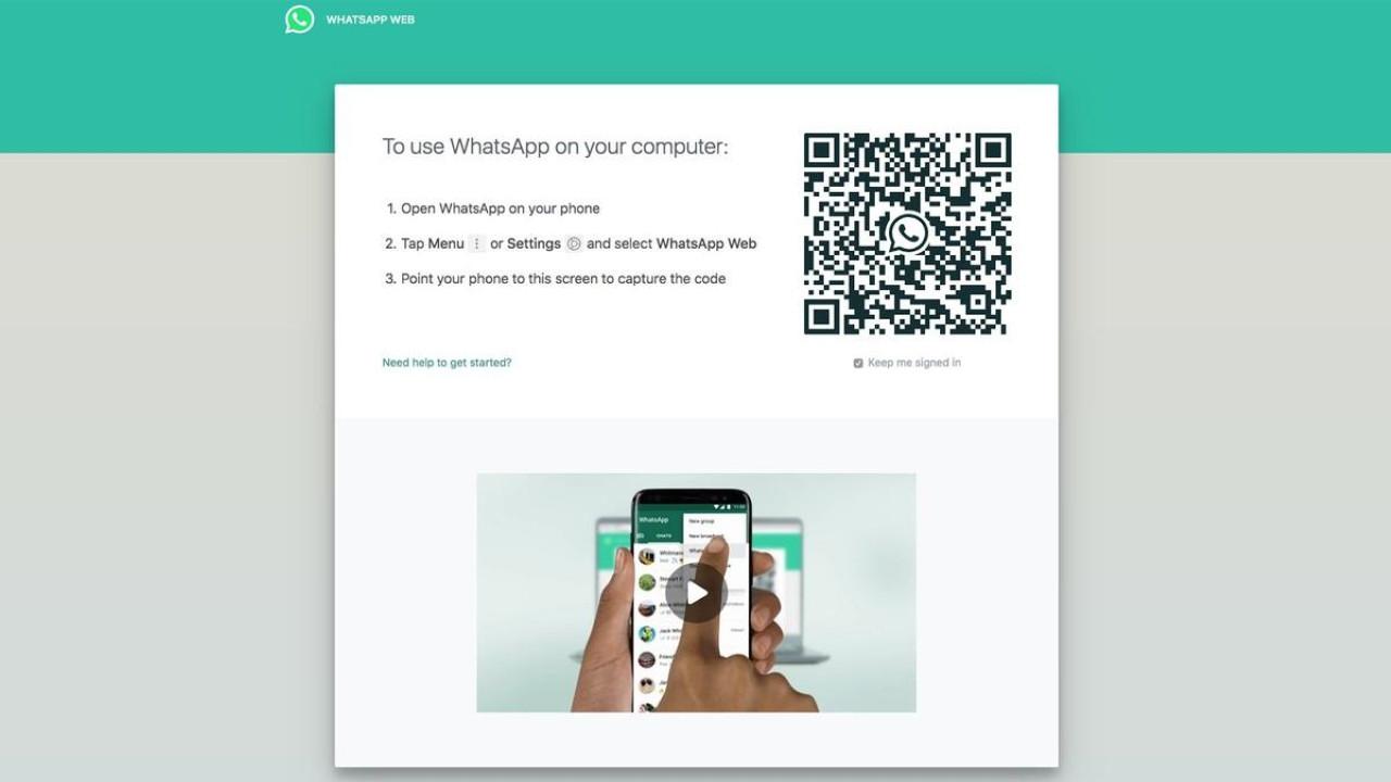 WhatsApp Web için yeni özellik! Girişler çok daha kolay olacak!