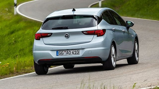 ÖTV zammı sonrası 2020 Opel Astra Hatchback fiyat listesi - Page 1
