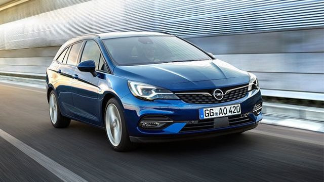 ÖTV zammı sonrası 2020 Opel Astra Hatchback fiyat listesi - Page 3