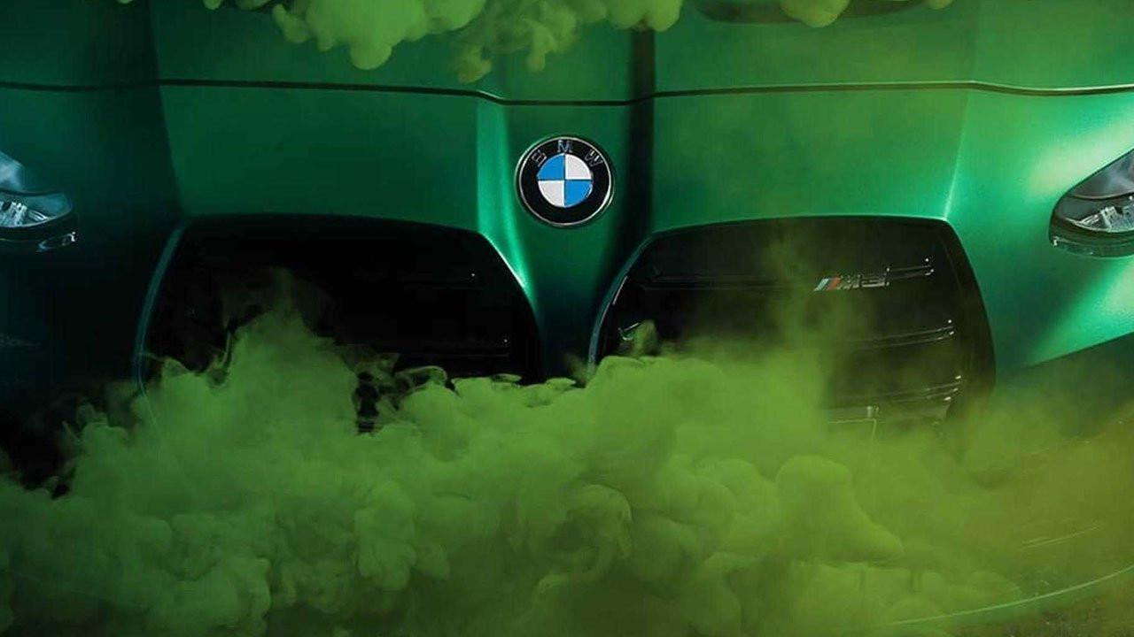 BMW, tanıtımına 3 gün kala M3 ve M4 görsellerini paylaştı!
