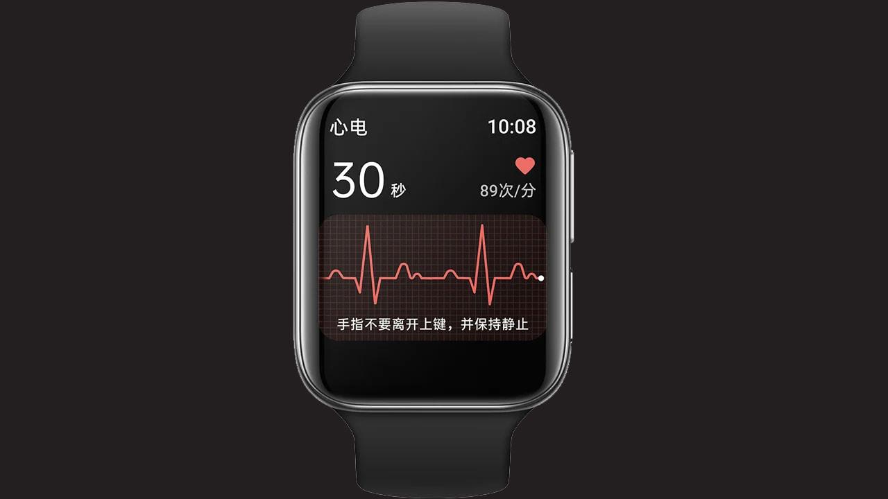 EKG özellikli OPPO Watch ECG Edition tanıtıldı