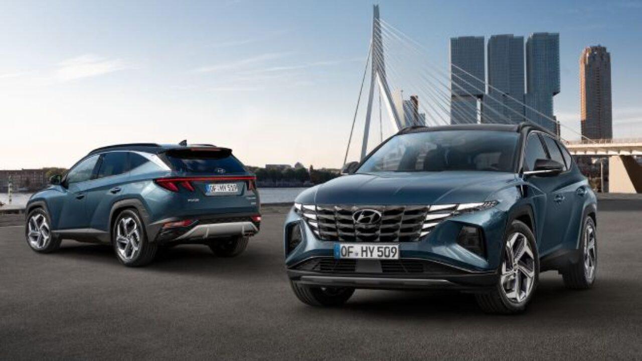 2021 Hyundai Tucson bayilere geldi! İşte detaylar!