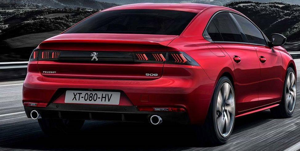 2020 model Peugeot 508 ÖTV sonrası fiyat listesi! - Page 4